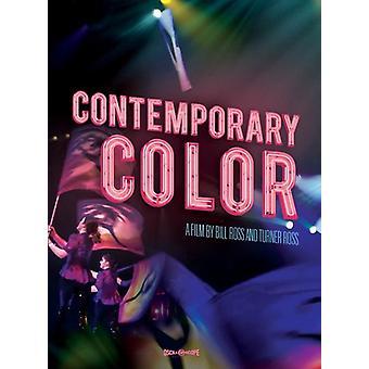 Moderne farve [DVD] USA importerer