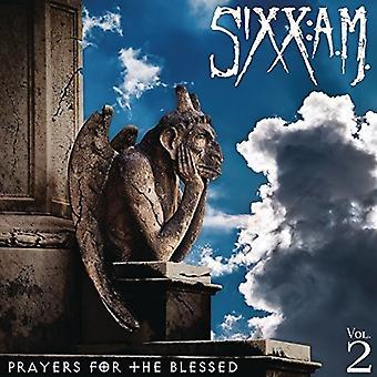 Sixx:. - modlitwy Błogosławionego USA [CD] na przywóz