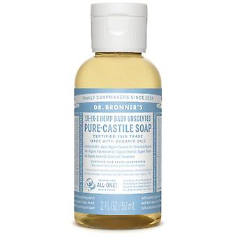 Dr Bronner's Neutral Liquid Baby Soap