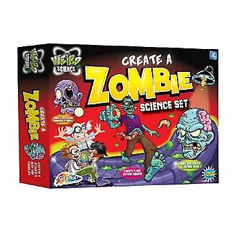 Grafix Weird Science Create A Zombie Science Kit