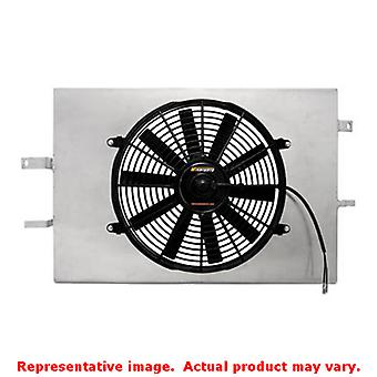 Mishimoto Radiator Fan Shroud MMFS-MUS-97 28.8in x 16.5in x 3.5in Fits:FORD 199