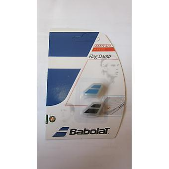 Babolat Flag damper 2-pack Black / Blue