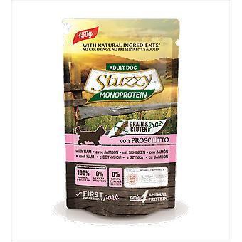 Stuzzy Dog Sobres Grain Free Monoprotein de Jamón (Dogs , Dog Food , Wet Food)
