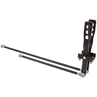 Allstar Performance ALL54120 Black Anodized Two-Lever Shifter