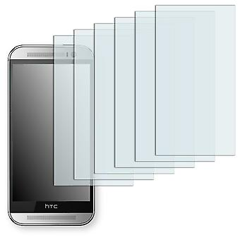 HTC one M8 2014 TD-LTE display protector - Golebo crystal clear protection film