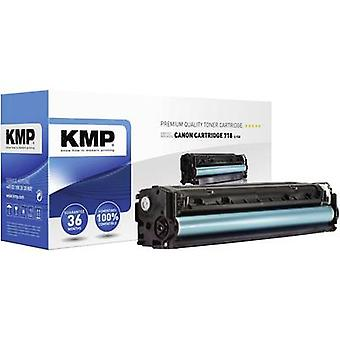 KMP Toner cartridge replaced Canon 718 Compatible Cyan