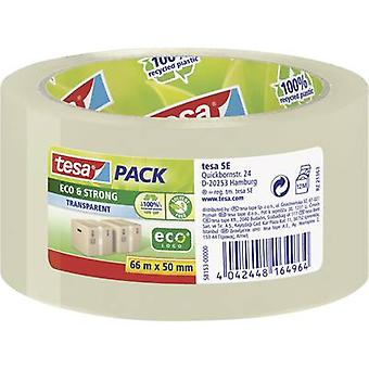 Tesapack® Eco & Strong 66 m x 50 mm Transp.