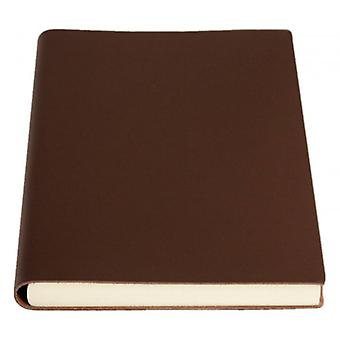 Coles Pen Company Sorrento Medium Lined Journal - Chocolate Brown