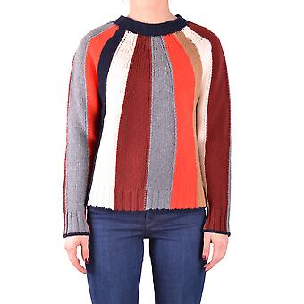 Jucca ladies MCBI466012O multicolour Wool Sweater