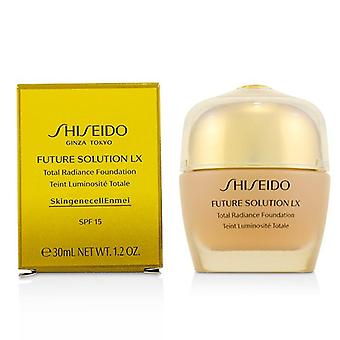 Shiseido Future Solution LX Total Radiance Foundation SPF15 - # Rose 3 - 30ml/1.2oz