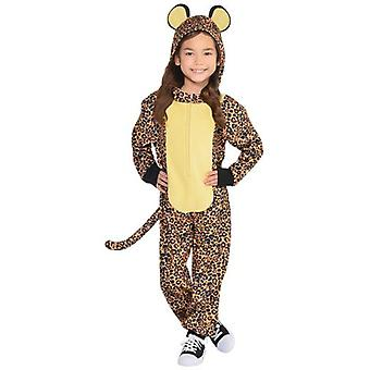 Amscan Leopard Costume for Children (Babies and Children , Costumes)