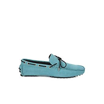 Sweden S12wr0035 - Just Cavalli leather moccasins