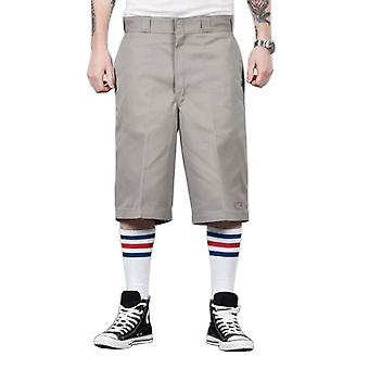 Dickies 13'' Multi-Pocket Work Short - Silver Dickies42283 Classic Mens Shorts