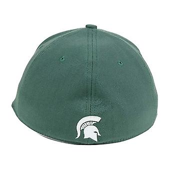 Michigan State Spartans NCAA Nike locale Dri-Fit Swoosh Flex componibile cappello
