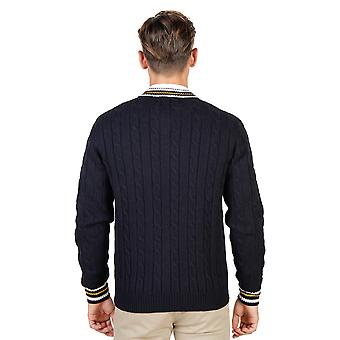 Oxford University - OXFORD_TRICOT-CRICKET Men's Sweater