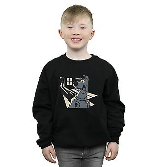 Scooby Doo Boys Shadow Ghost Sweatshirt