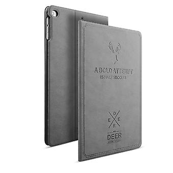 Design bag Backcase smart cover gray for NEW Apple iPad 9.7 2017 case new