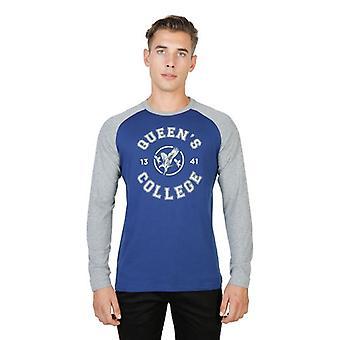 Oxford University T-shirts Oxford University - Queens-Raglan-Ml 0000039178_0