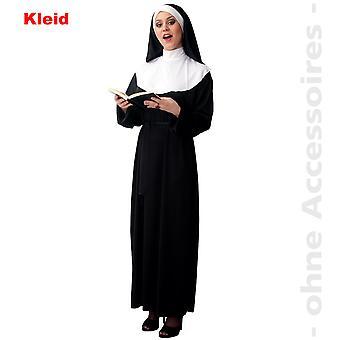 Монахиня костюм религиозных сестра женских монастыря монахиня женский костюм