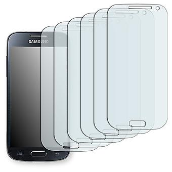 Samsung I9195 Galaxy S4 mini LTE display protector - Golebo crystal clear protection film