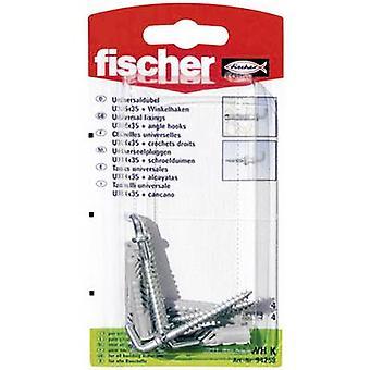 Fischer UX 8 x 50 WH K Universal dowel 50 mm 8 mm 94259 4 pc(s)