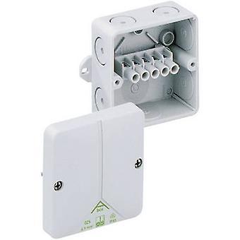 Joint box (L x W x H) 93 x 93 x 55 mm Spelsberg 80540701 Grey