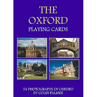 The Oxford Set Of 52 + Jokers Playing Cards