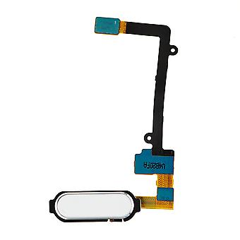 For Samsung Galaxy Note Edge - SM-N915F - Home Button Flex Cable - White