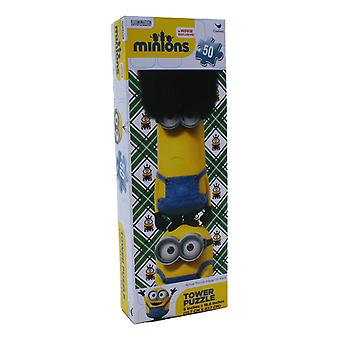 Despicable Me Minions 50 Piece Tower Puzzle, Guard