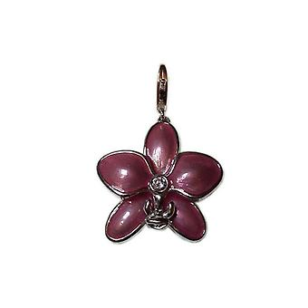 ESPRIT pendant of charms Silver Flower XL ESZZ90747A000