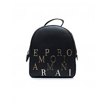 Emporio Armani Scatter Logo Back Pack