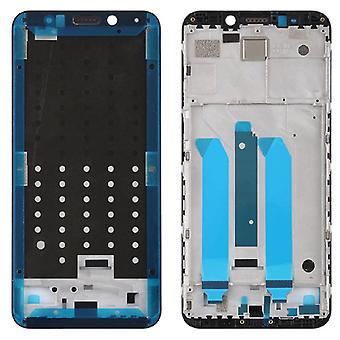 Gehäuse Rahmen Mittelrahmen Deckel kompatibel für Xiaomi Redmi 5 Plus Schwarz Ersatzteil Reparatur Neu