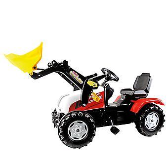 Rolly Toys 046317 RollyFarmtrac Steyr CVT6225 Tractor met Lader