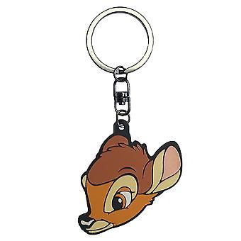 Bambi Schlüsselanhänger Bambi  Schlüsselanhänger, silberfarben, aus Metall.