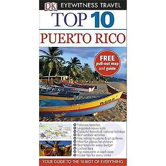 DK øjenvidne Top 10 rejseguide - Puerto Rico af DK - 9780241007969