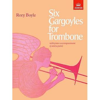 Six Gargoyles by Rory Boyle - 9781854726704 Book
