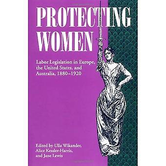 Proteggere le donne: Legislazione del lavoro in Europa, Stati Uniti d'America e Australia, 1880-1920