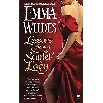 Lessons from a Scarlet Lady (Signet Eclipse)