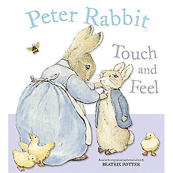 Peter Rabbit Touch and Feel Book (Touch and Feel)