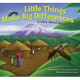Petites choses font de grandes différences
