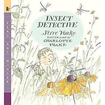 Insekt detektiv: Läste och undrar