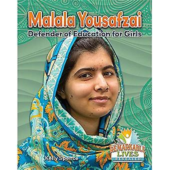 Malala Yousafzai: Verteidiger der Bildung für Mädchen (bemerkenswerte Leben offenbart)