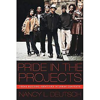 Stolthed i projekterne: teenagere bygning identiteter i Urban sammenhænge (kvalitative undersøgelser i psykologi)