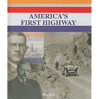 Amerika's eerste snelweg (American History mijlpalen)