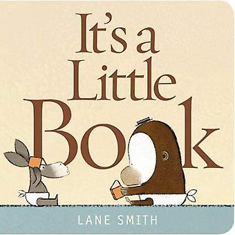 Det är en liten bok