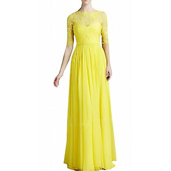 Waooh - Long dress with lace neckline Izig