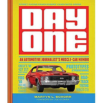 Day One: An Automotive Journalist's Muscle-Car Memories