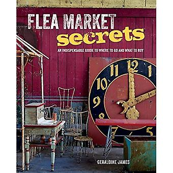 Flea Market Secrets - An indispensable guide to where to go and what to buy