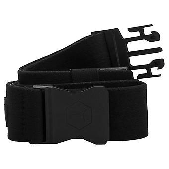PUMA youth UltraLite stretch kids fabric belt black