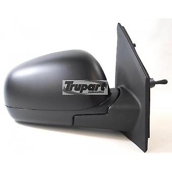 Right Driver Wing Mirror (Manual) For Nissan NOTE 2006-2013